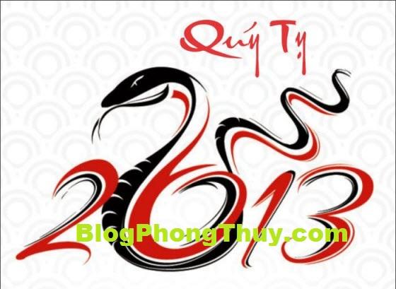 2013namquyty1 Cách cúng Giải Hạn Tam Tai năm 2013 – Quý Tỵ