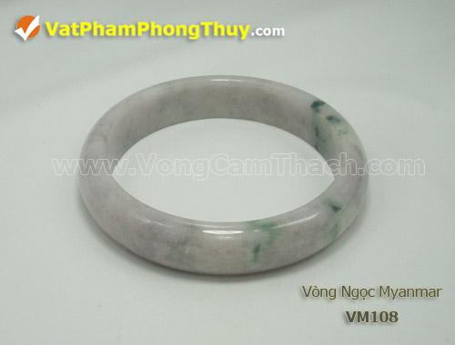 vong cam thach VM108 Vòng Cẩm Thạch Miến Điện (Ngọc Myanmar) thiên nhiên, tuyệt đẹp và giá trị hàng đầu