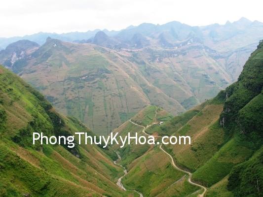 021210 canh diep Ha Giang 2 Địa điểm tốt trong Phong Thủy